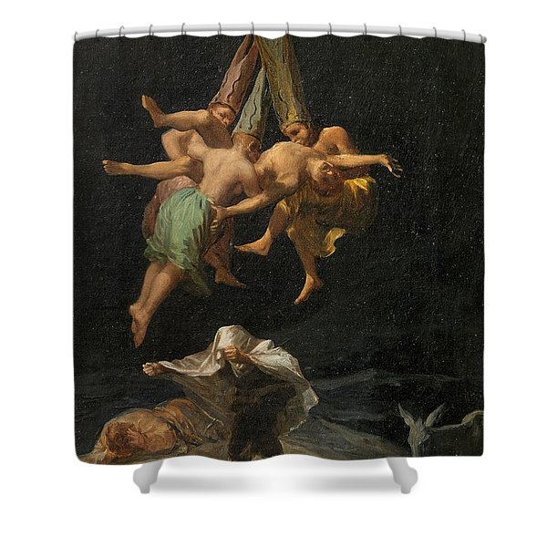 The Road to Hell Goya Drawings Fine Art Print