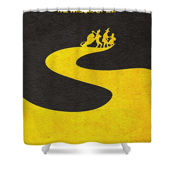 The Wizard Of Oz Shower Curtain