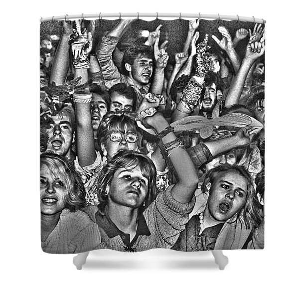 The Young Ones Shower Curtain