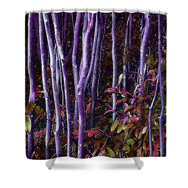 Thick Rough Shower Curtain