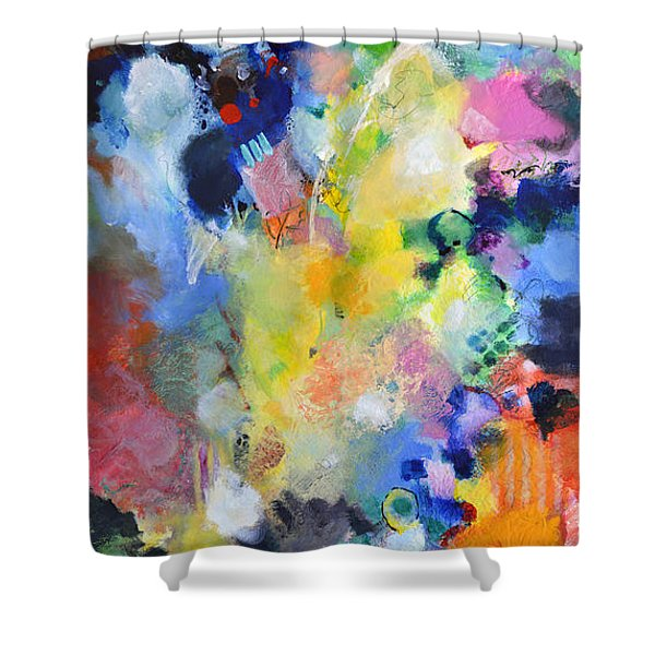 Things That Grow Shower Curtain