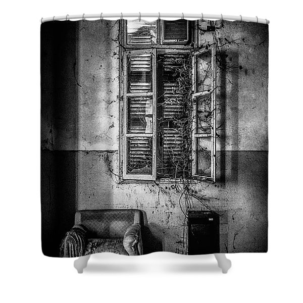 This Is The Way Step Inside II Shower Curtain