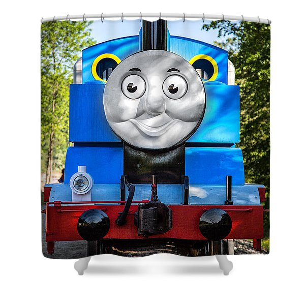 Thomas The Train Shower Curtain