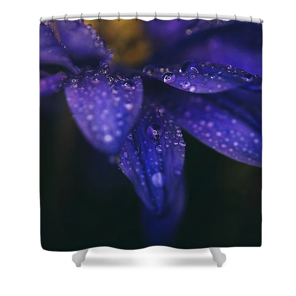 Those Tears You Cry Shower Curtain