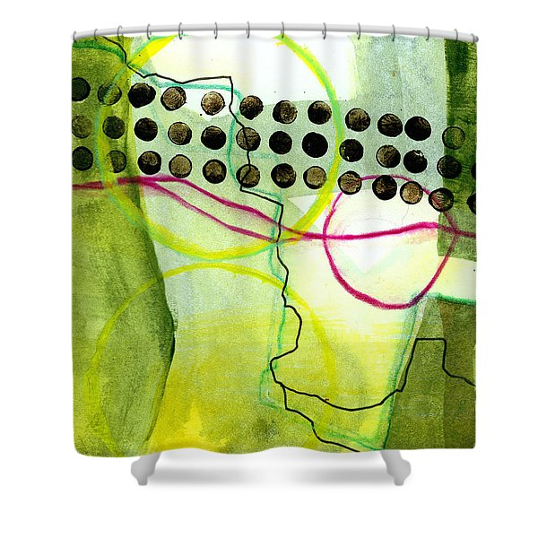 Tidal 14 Shower Curtain