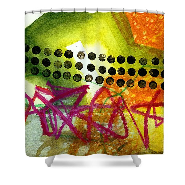 Tidal 15 Shower Curtain