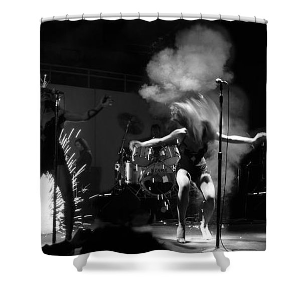 Tina Turner 1978 Shower Curtain