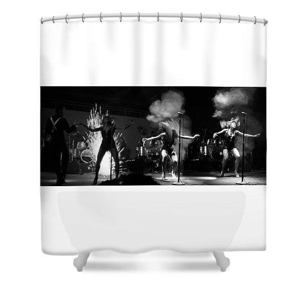 Tina Turner 1978 Shower Curtain