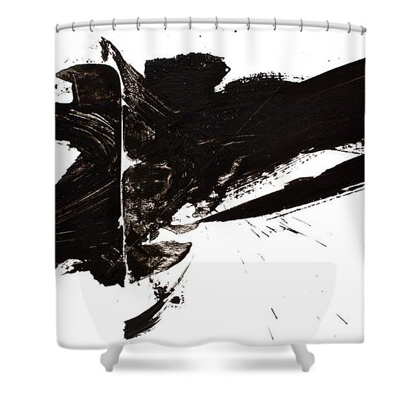 To Clash To Compromise To Completion   Shower Curtain