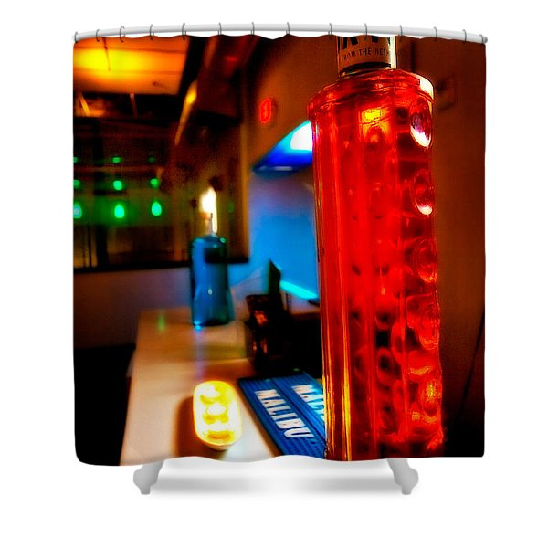 To The Bar Shower Curtain