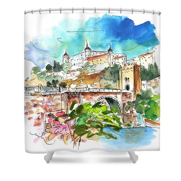 Toledo 01 Shower Curtain