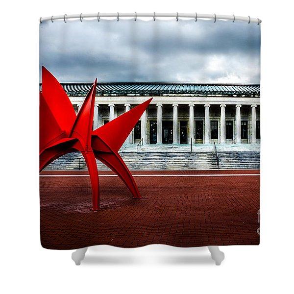 Toledo Museum Shower Curtain