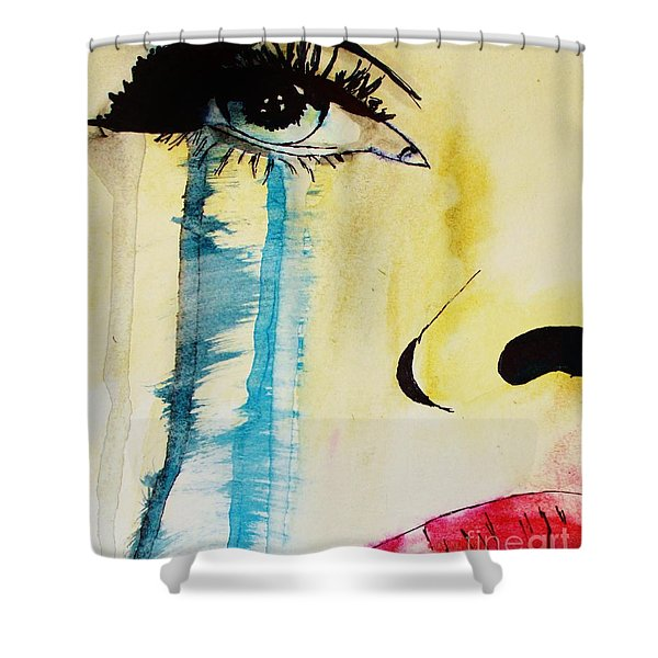 Tougher Than You Think 2 Shower Curtain