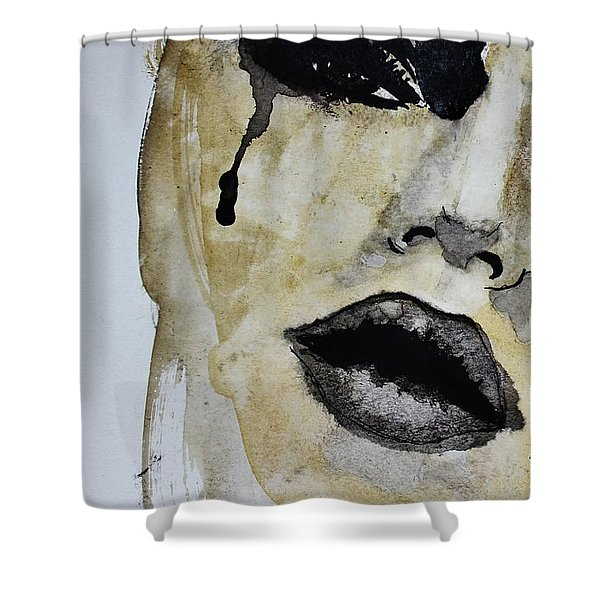 Tougher Than You Think 3 Shower Curtain