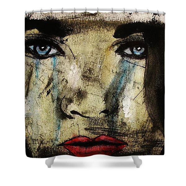 Tougher Than You Think 5 Shower Curtain