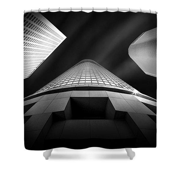 Tower Wars 2 Shower Curtain