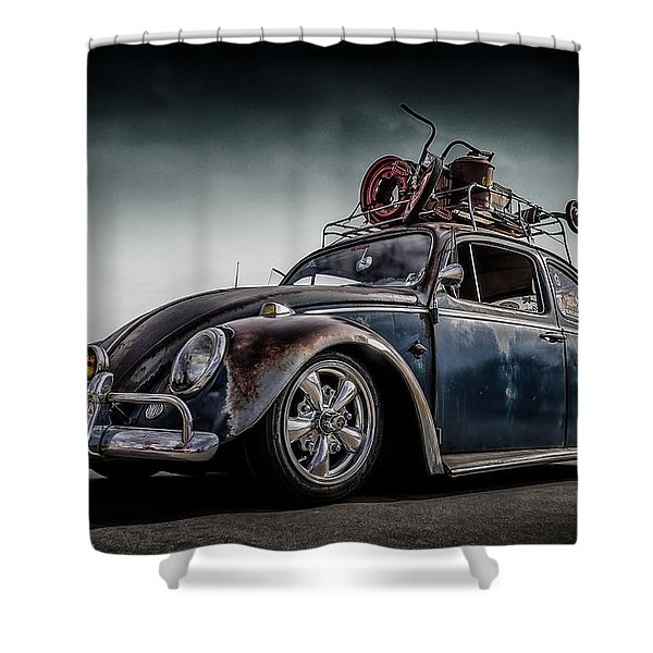 Toyland Express Shower Curtain