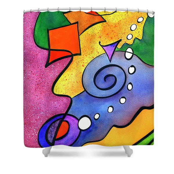 Tradewinds Shower Curtain