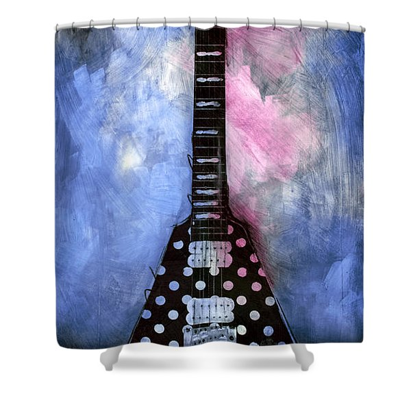 Tribute In Color Shower Curtain