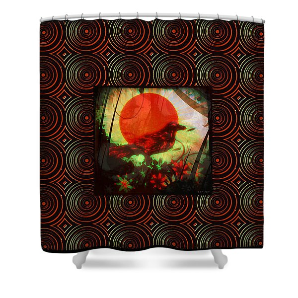 A Bright Hope Shower Curtain
