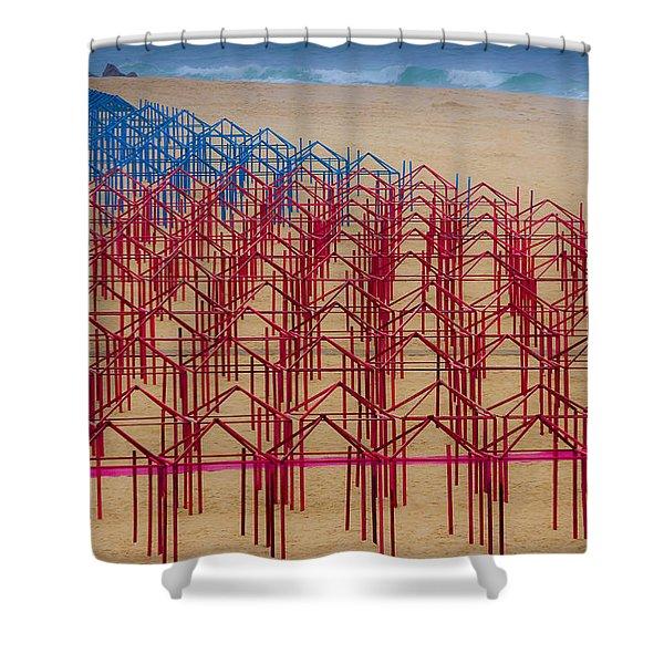 True Color Shower Curtain