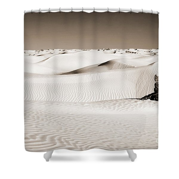 Tuareg Shower Curtain