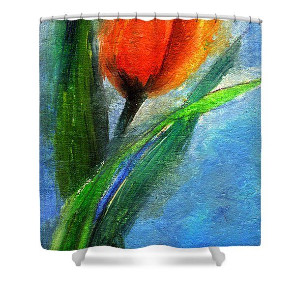Tulip - Flower For You Shower Curtain