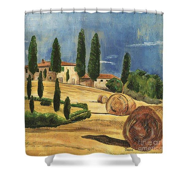 Tuscan Dream 2 Shower Curtain