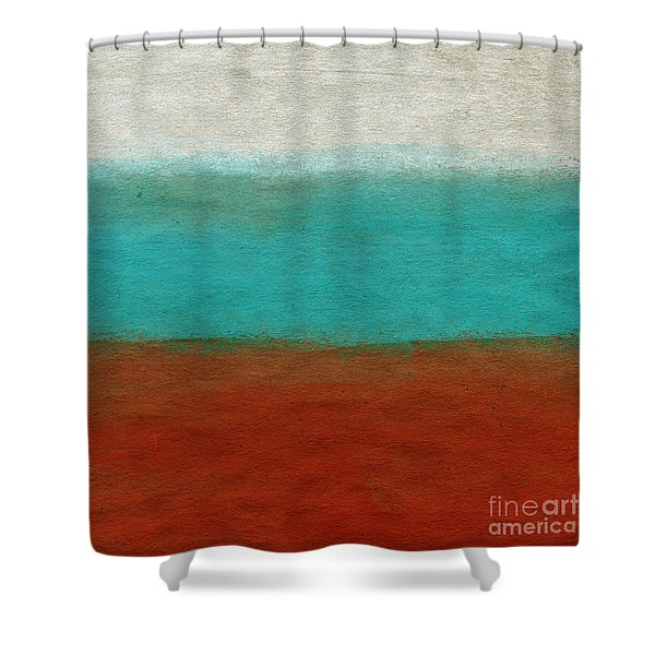 Tuscan Shower Curtain