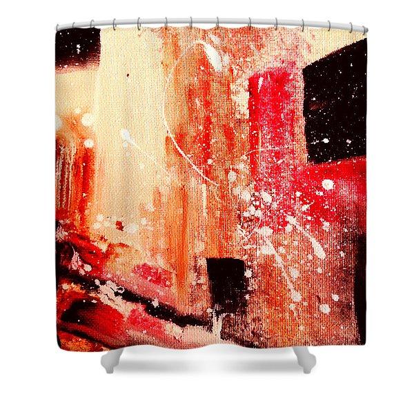 Tuscany Night Shower Curtain