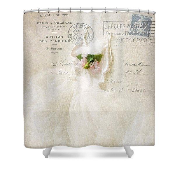 Tutu  Shower Curtain
