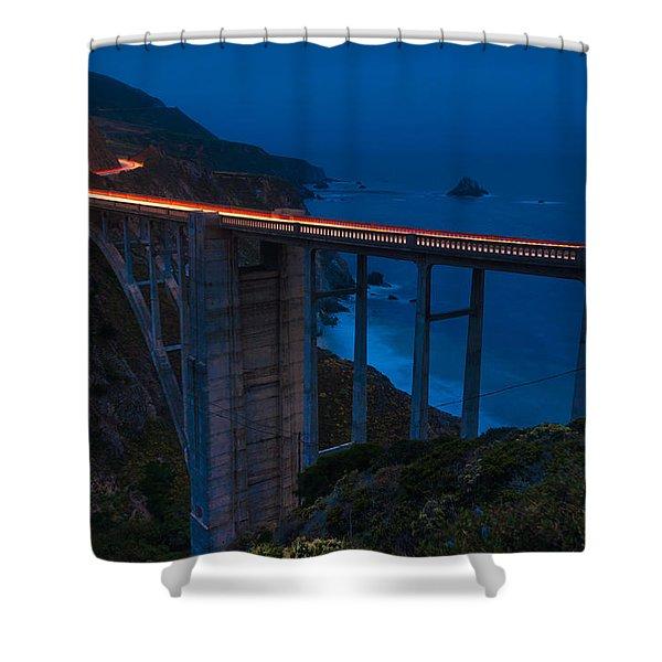 Grand Bixby Shower Curtain