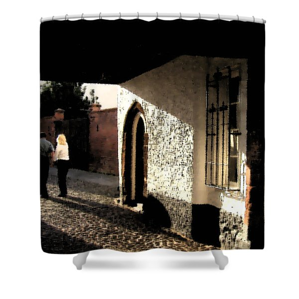 Twilight Love Shower Curtain