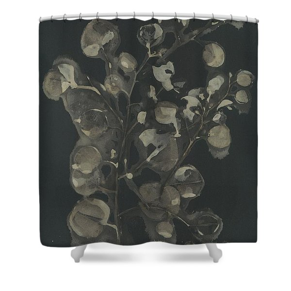 Twists And Turns 2 Shower Curtain