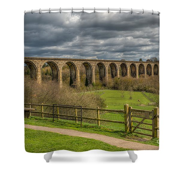 Ty Mawr Country Park Shower Curtain