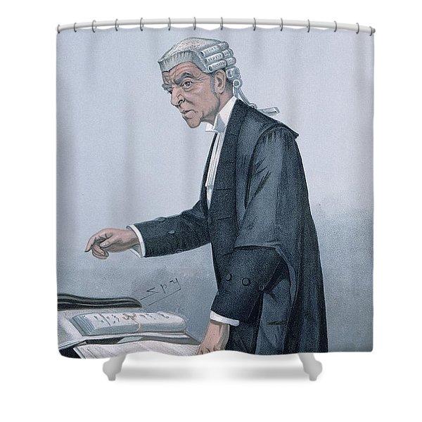 Ulsterman Kc  Shower Curtain
