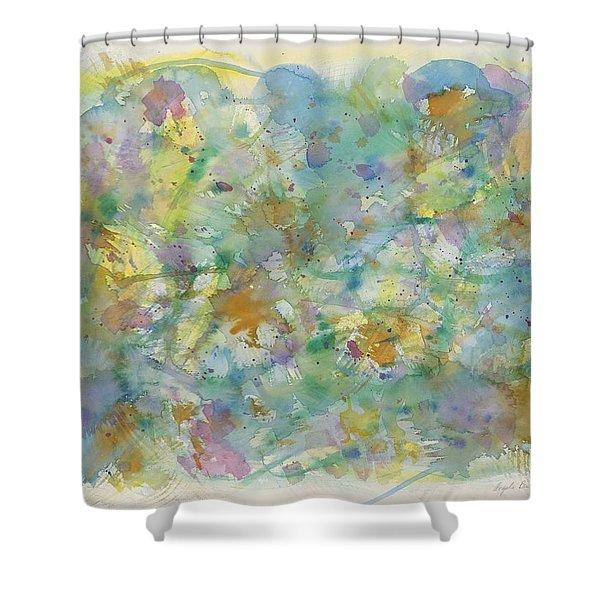 Under Water Heaven Shower Curtain