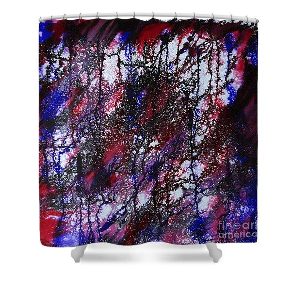 Autumn Of Duars Shower Curtain