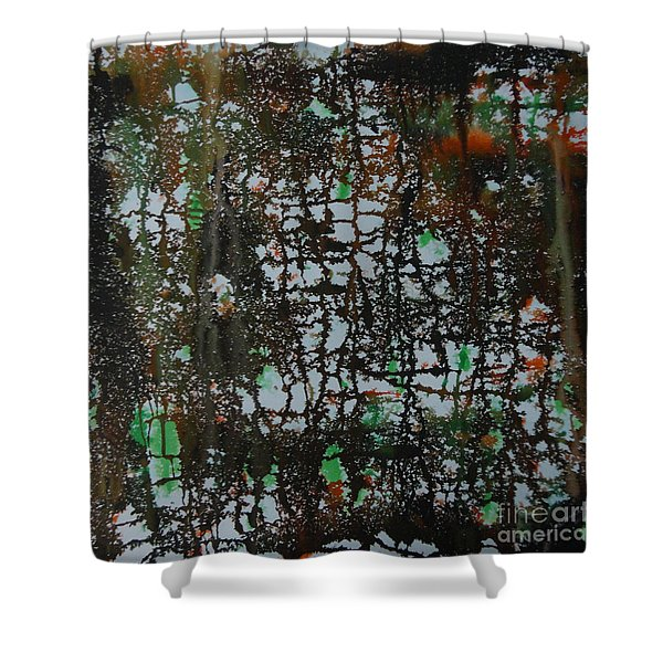 Summer Of Duars Shower Curtain