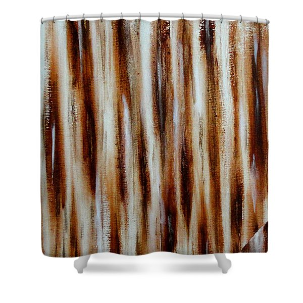 Break The Monotonous Shower Curtain