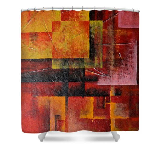Layer Shower Curtain