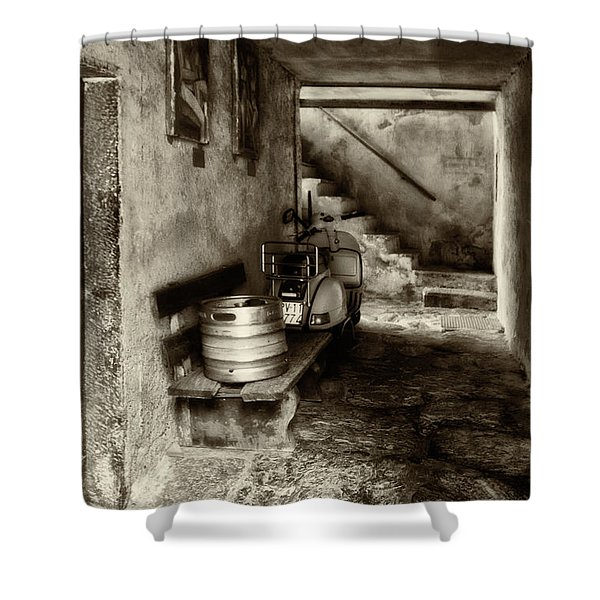 Untitled 097 Shower Curtain