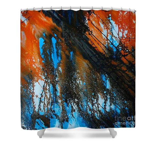 Melbandhan Shower Curtain