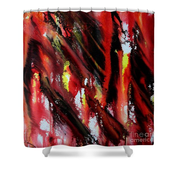 Dabanol-2 Shower Curtain