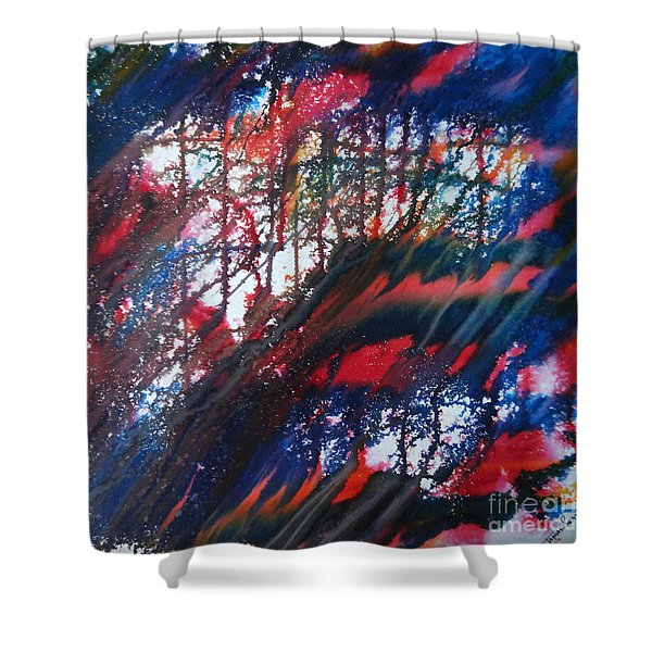 Dabanol-1 Shower Curtain
