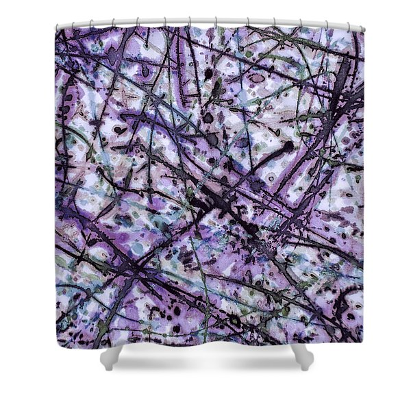 Enchanted Maleficent Shower Curtain