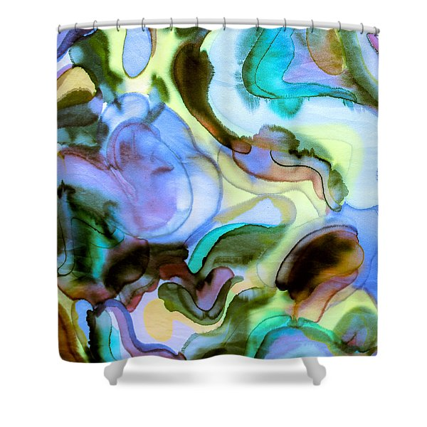Touch Of Monet Shower Curtain