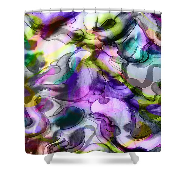 Imperfection Is Beauty Shower Curtain