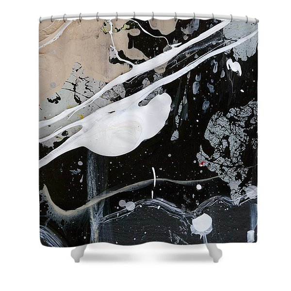 Untitled One Shower Curtain