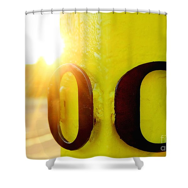 Uo 6 Shower Curtain